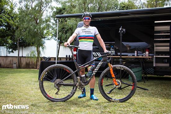 Alban Lakatas Racebike