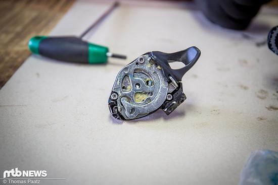 e13 TRS Plus 12 Speed Upgrade Kit How to (5 von 11)