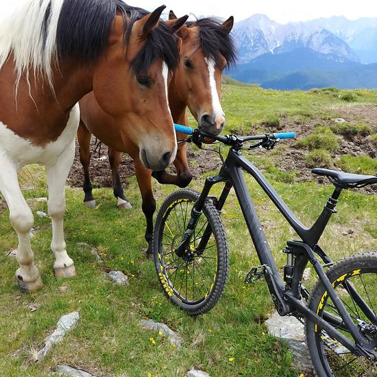 Stoneman Dolomiti, Demutspassage Richtung Padola