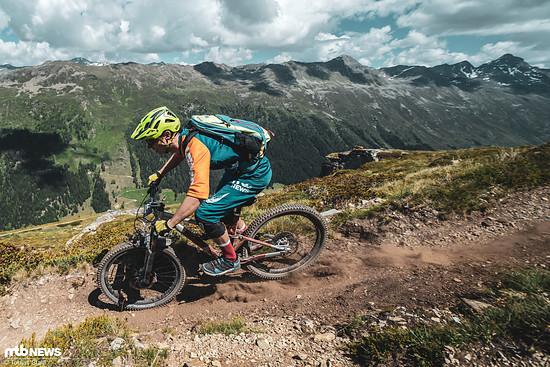 Tobi's MT Trail macht ihren Dienst