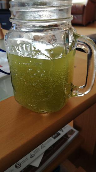 Gorrrrken Zitronen-Schorle