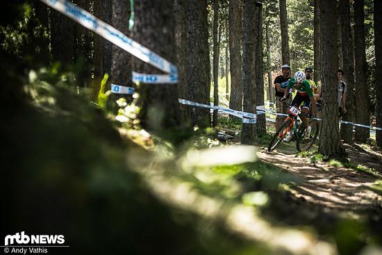 Im vergangenen Jahr sicherte sich Gerhard Kerschbaumer den Sieg in Andorra. Kann sich der Italiener dieses Wochenende wieder die Krone aufsetzen?