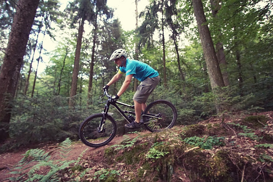 Yt jeffsy Home trail ND 2