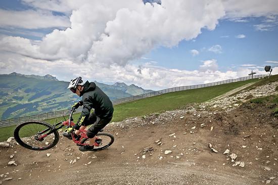 Saalbach Hinterglemm - Hacklberg Trail