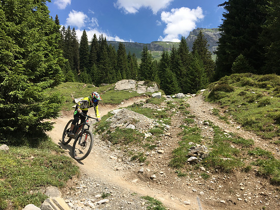 Runca Trail Flims