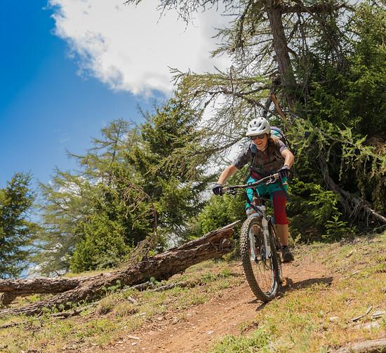 Mountainbike macht glücklich :-)