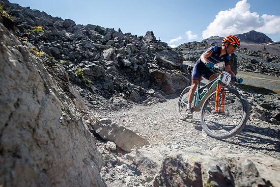Der Belgier Frans Claes hat die Gesamtwertung beim erstmalig ausgetragenen Etappenrennen im Rahmen des Ischgl Ironbike Festivals gewonnen