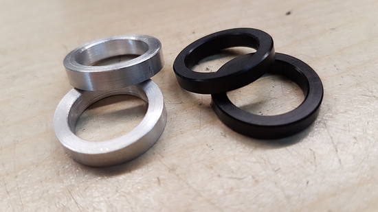 Self made spacer jeffsy