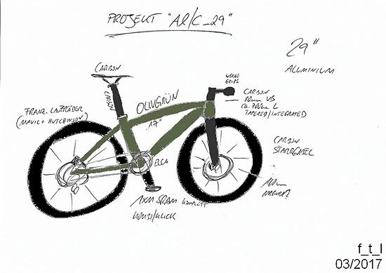 Projekt Al-C 29 concept