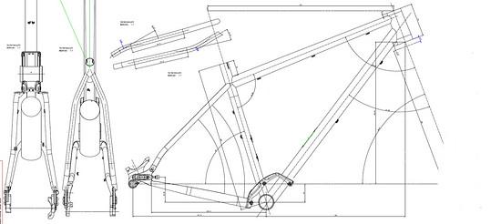 Die Konstruktionszeichnung