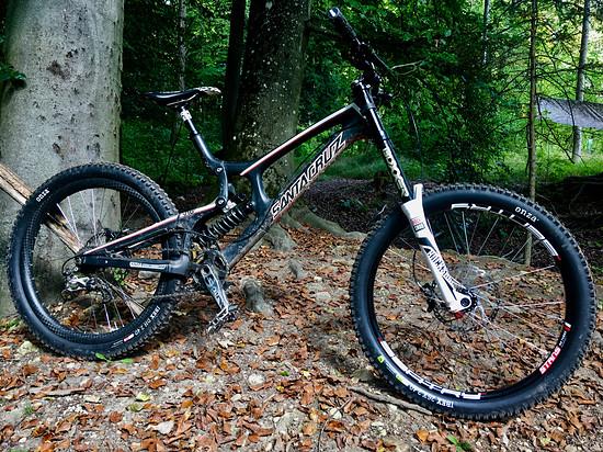 Santa Cruz V10.4 2011 XL