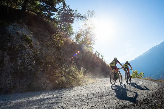 during Stage 1 of the 2018 Perskindol Swiss Epic held in Bettmeralp, Valais, Switzerland on 11 September 2018. Photo by Marius Maasewerd. PLEASE ENSURE THE APPROPRIATE CREDIT IS GIVEN TO THE PHOTOGRAPHER
