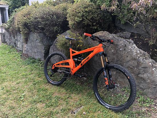 Orange alpine 6 XL