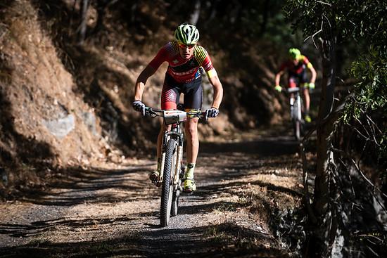 Die Männer der Stunde: Hansueli Stauffer und Konny Looser übernahmen mit dem Tagessieg auch die Führung in der Gesamtwertung