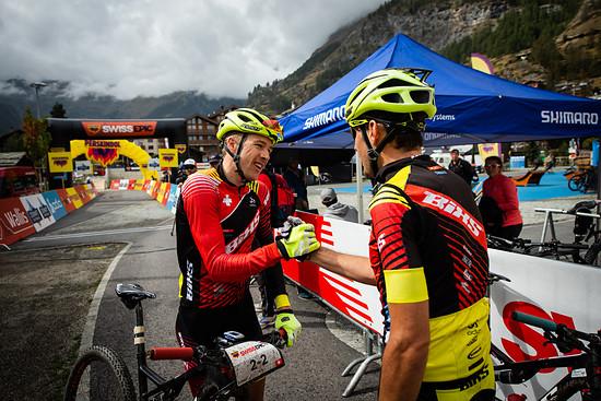Das Team BiXS konnte nicht ganz dem hohen Tempo der ersten beiden Teams folgen. Nichtsdestotrotz konnten sie den zweiten Gesamtrang verteidigen