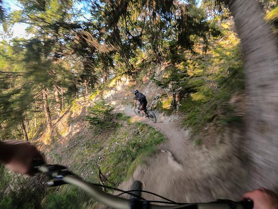 Uphill speed
