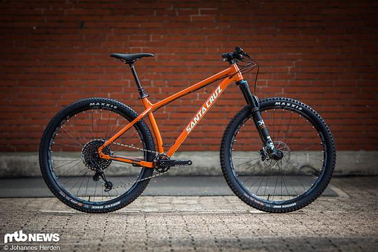 Santa Cruz Bikes 2019-11