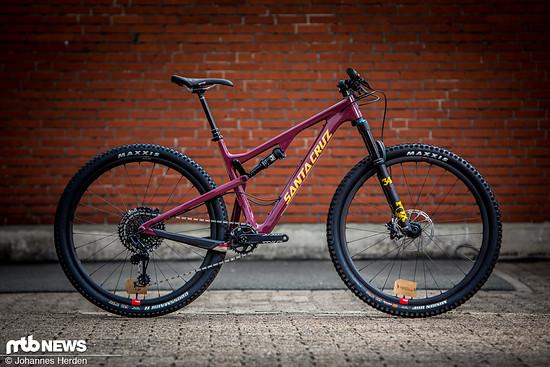 Santa Cruz Bikes 2019-15