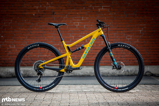 Santa Cruz Bikes 2019-17