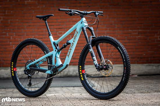 Santa Cruz Bikes 2019-23