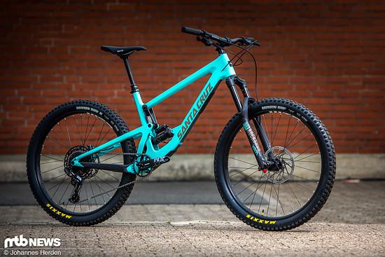 Santa Cruz Bikes 2019-49
