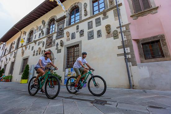 In Bagno di Romagna wird die letzte Etappe des Appenninica MTB Stage Race entschieden