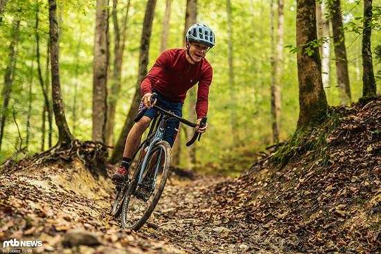 Auf Trails stößt man viel schneller ans Limit als gewohnt