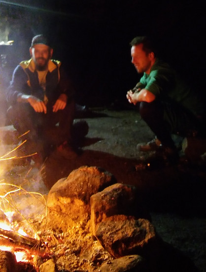 campfire-pixel