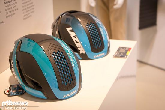 Zum 100-jährigen Jubiläum gibt es den Century Helm von Lazer