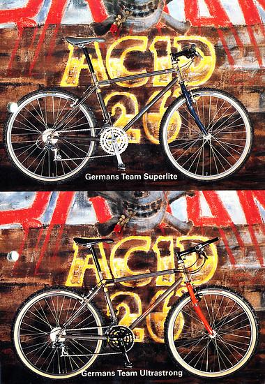 Germans Cycles Katalog '93 (27von60)