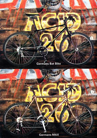 Germans Cycles Katalog '93 (28von60)