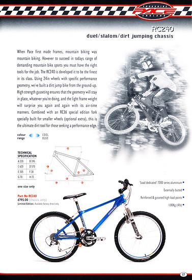 Pace (Raceware) Katalog '00 (17von20)