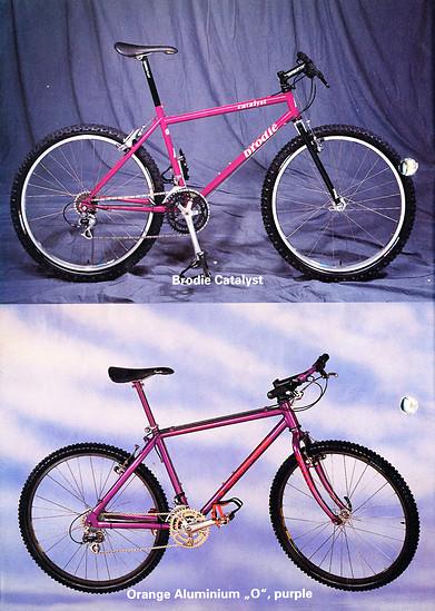 Germans Cycles Katalog '93 (34von60)