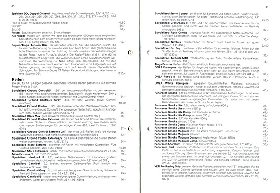 Germans Cycles Katalog '93 (40+41von60)