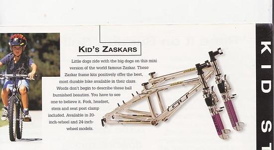 Kids Zaskar 1