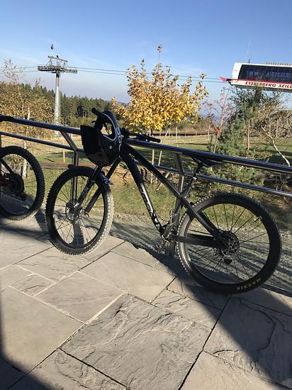 Dartmoor Hornet 2018 - Bikepark Willingen