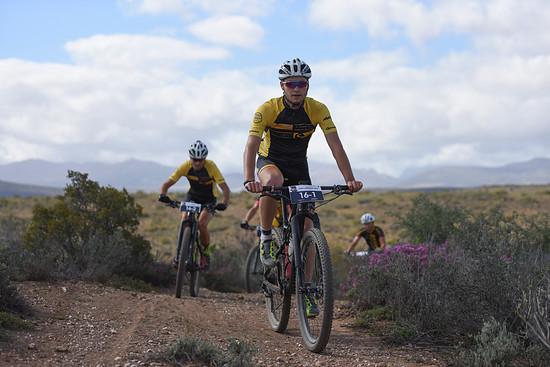 Erholungsphasen gibt es beim Cape Pioneer wenige