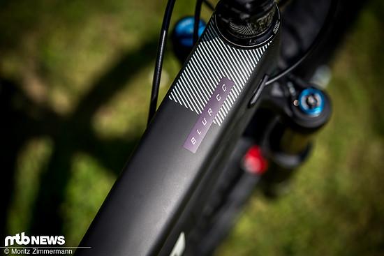 Die Geometrie das Santa Cruz Blur fällt für ein Cross Country-Bike ziemlich modern aus und verspricht einiges an Fahrspaß, ohne zu sehr ins Extrem überzuschlagen.
