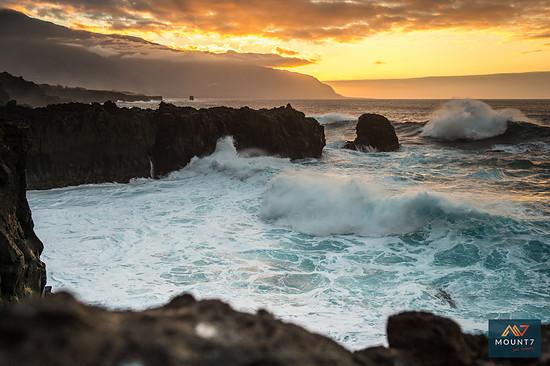 Specktakuläre Steilküste