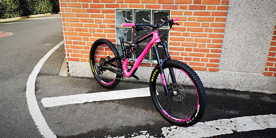 Specialized Enduro Expert Carbon 2018