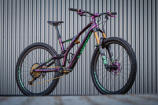 Custom Specialized S Works Stumpjumper von Biller Bikes