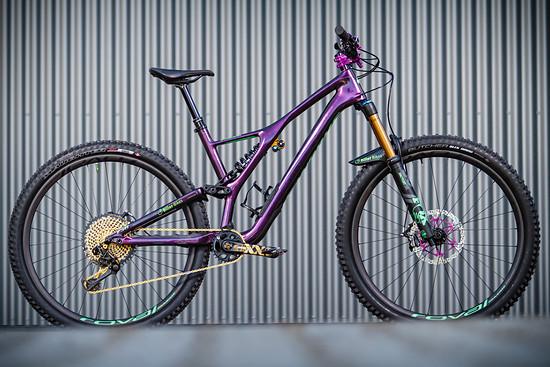 Custom Specialized S Works Stumpjumper von Biller Bikes