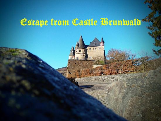 069 - Escape from Castle Brunwald (Eine Flucht in 38 Bildern)