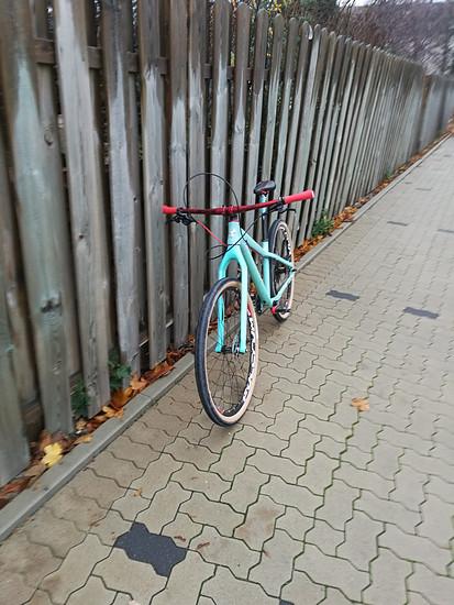 Umbau vom Allmountainbike zum Straßenrenner
