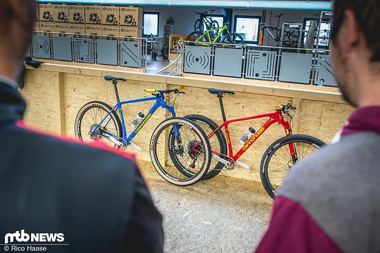 Cannondale Retro-Bikes Sonderedition DSC 4932