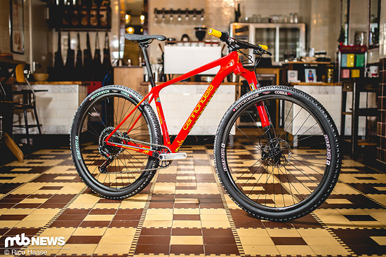 Cannondale Retro-Bikes Sonderedition DSC 5101