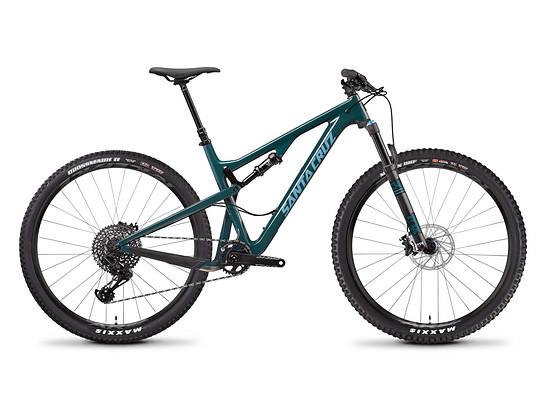 Hauptgewinn: Das Santa Cruz Tallboy C S 29 im Wert von 4999 € – Farbe und Größe des Bikes sind frei wählbar!
