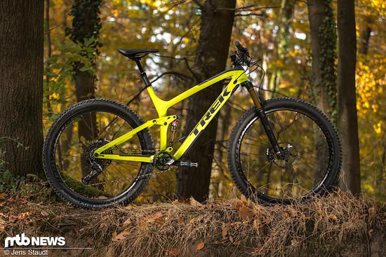 Das Fuel EX ist der Trailbike-Allrounder im Trek-Portfolio