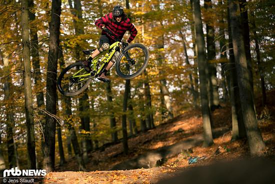 Foto Jens Staudt Trek Fuel EX-6270