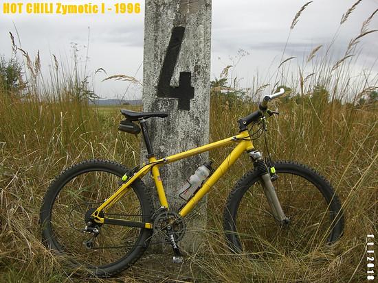HOT CHILI Zymotic 1 Custom - 1996